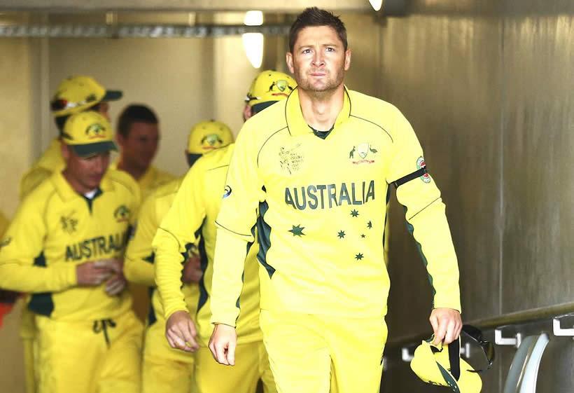 Australia Captain 2015