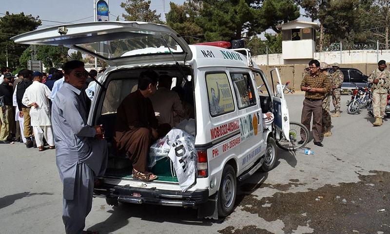 killed in Quetta