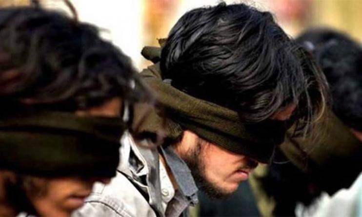 Three TTP Suspected Militants Arrested in Hangu