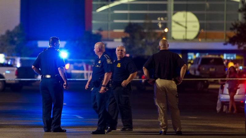 US theater shooting
