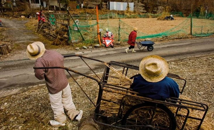 Time Stands Still in Japan's Village of Scarecrows