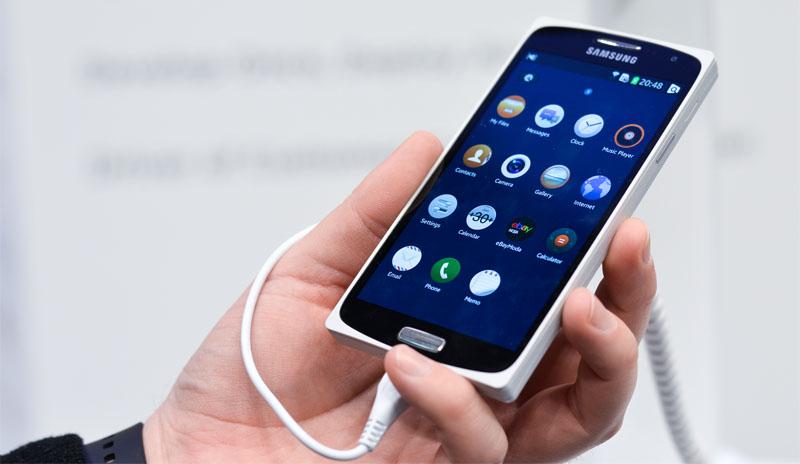 Tizen Smartphone Mobile