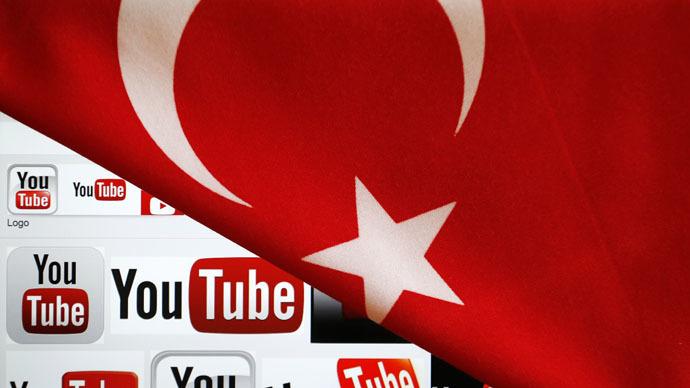 Turkey Blocks Twitter, Facebook, YouTube