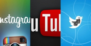 Twitter, YouTube, Instagram Work on stealth advertising