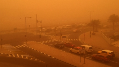 UAE Sandstorm Disrupts Air Traffic in Dubai