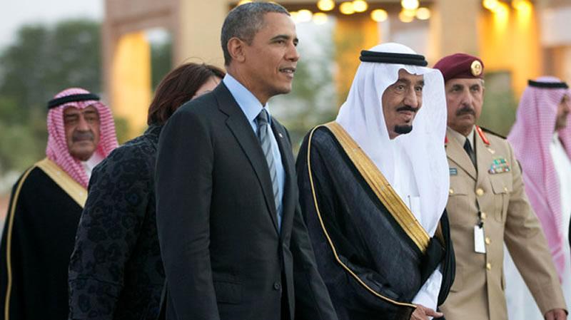 US, Saudi Arabia