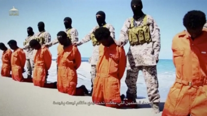 US Anger Over IS 'Atrocity' Against Christians in Libya