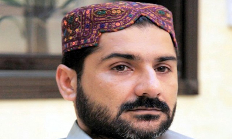 Uzair Jan Baloch Pictures