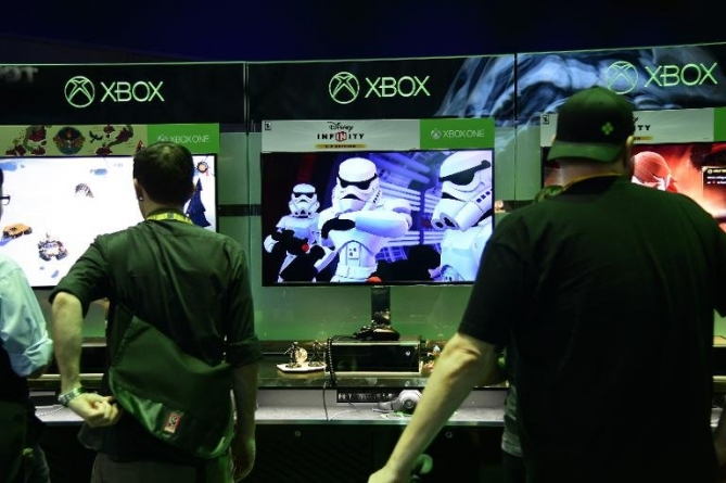 Video Game Titans Get Back in Stride At E3
