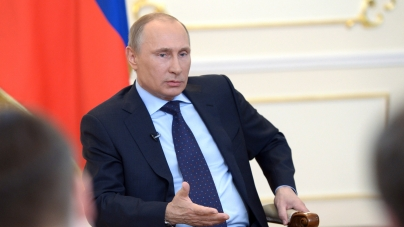 Treasury official calls Russia's Putin corrupt: BBC