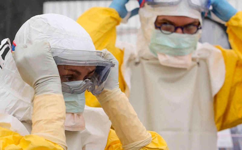 eradicate Ebola