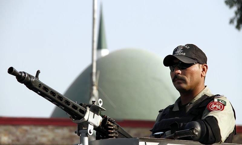 Lal Masjid student