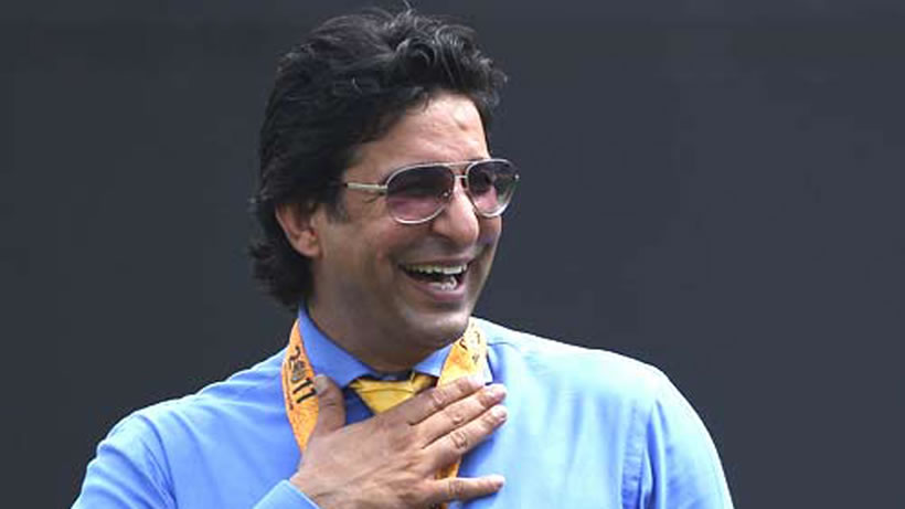 Wasim Akram Photos