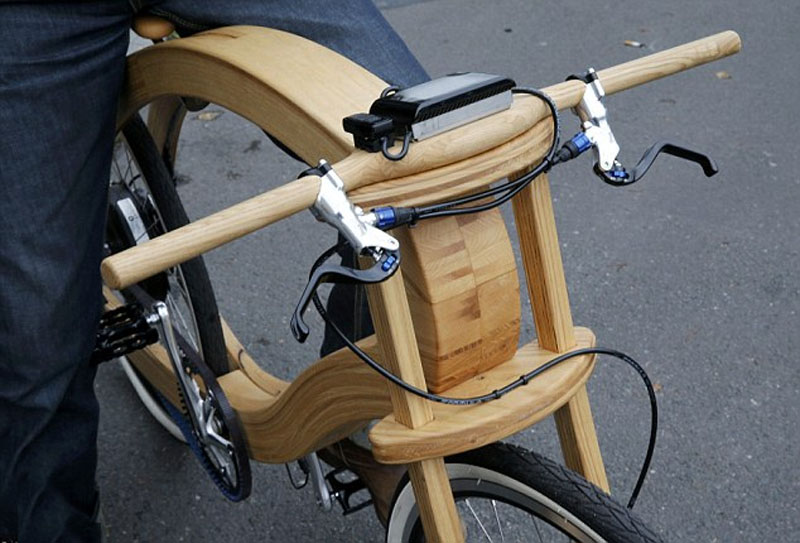 wooden bike Pics