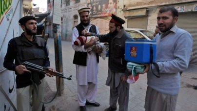 Pakistan, Afghanistan Agreed for Joint Vigilance on Polio