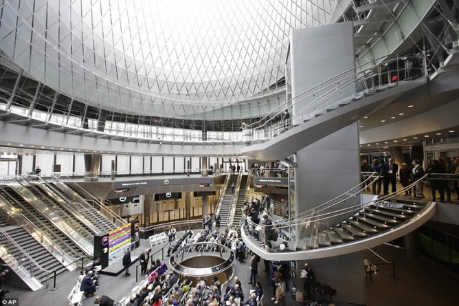 World Trade Center Opens for Business