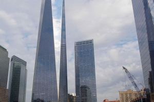 World Trade Center Opens for Business 11