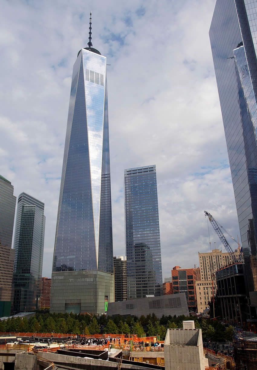 New World Trade Center Pictures