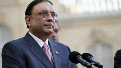 Zardari Refuses to Withdraw Benazir Murder FIR