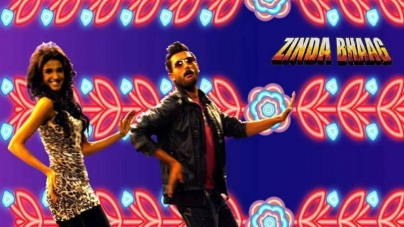 'Zinda Bhaag' Wins Award in Paris