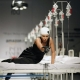 Hospital Beds, Nurses and IV Drips on India's Fashion Catwalk