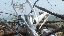 Pakistan Army shot down Indian 'Spy Drone'