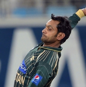 Hafeez Cleared to Bowl in international Cricket