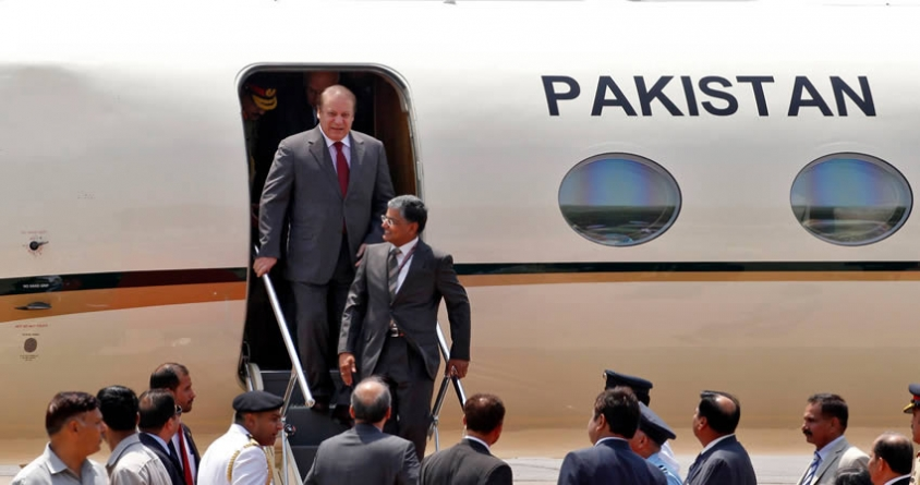 PM's Foreign Visits in 15 Months cost Exchequer Rs294 Million
