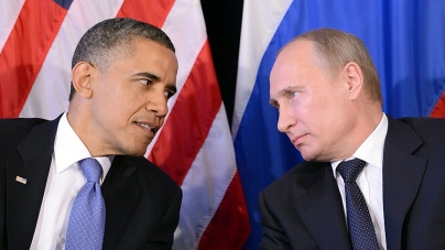Putin Vs. Obama: The World's Most Powerful People 2014