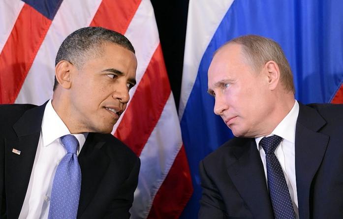 Putin Vs. Obama: The World's Most Powerful People 2014