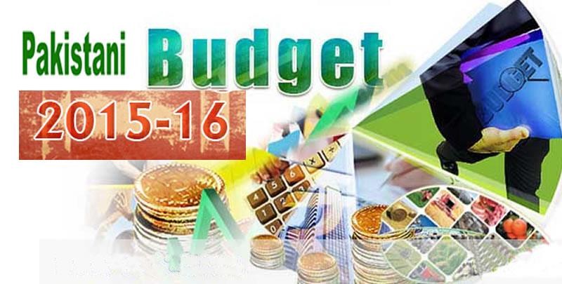 pakistan budget 2016