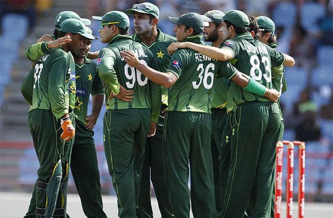 Pakistan Announced 15-Man World Cup Squad