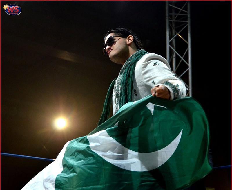pakistani wrestler baadshah khan