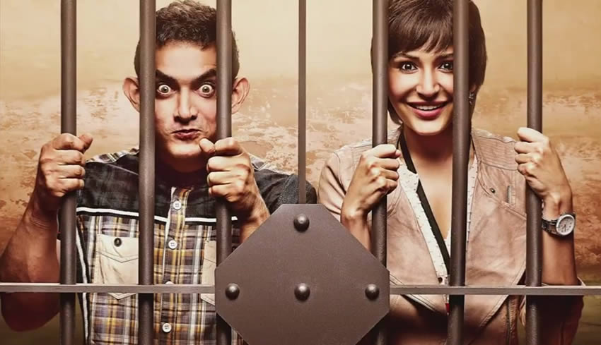 aamir khan and anushka pk movie