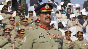 Army Chief Says Outstanding Success Achieved in Zarb-e-Azb
