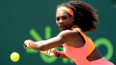 Serena Williams Beats Lisicki for 700th Match win, Miami Open Semifinal