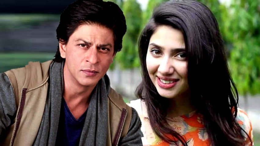 srk and mahira