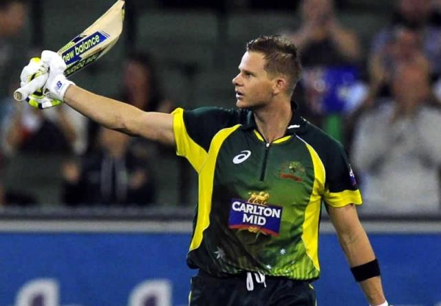 Steven Smith to Captain Australia in England Tie