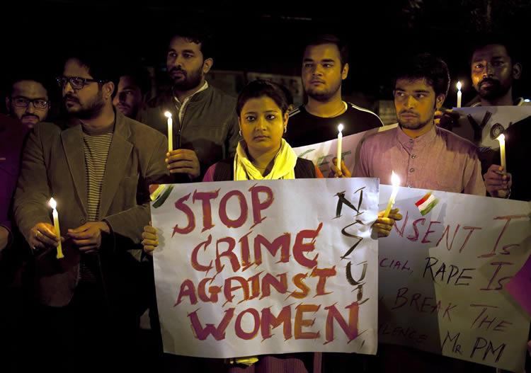 india against rape